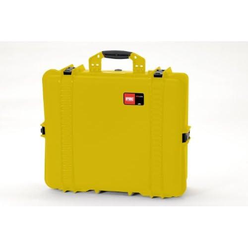 軽量設計★2700F Hard Case with Cubed Foam 2700F ハードケース HPRC社 Yellow【並行輸入】
