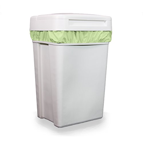 Thirsties Diaper Pail Liner, Celery