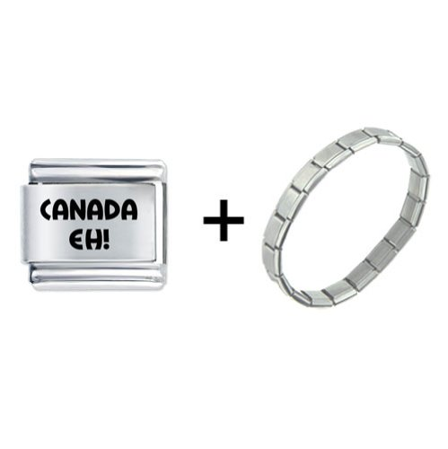Canada Eh! Italian Charm