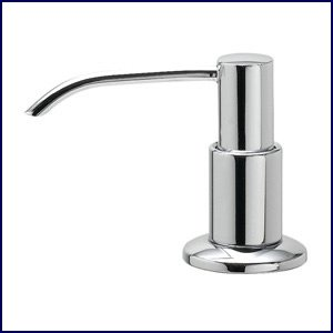 seattle kitchen remodeling chrome lotion or soap pump