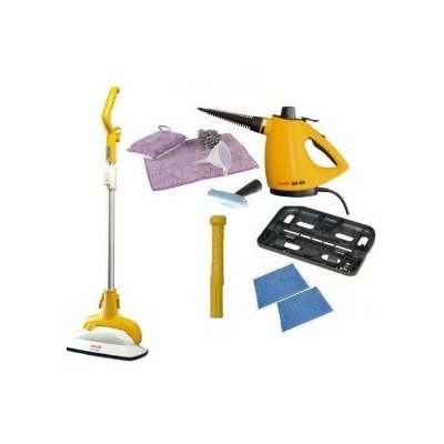 HAAN Deluxe Total Steam Cleaning System - Includes FS20+ and HS20