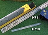 Model Railroad Scale Rule
