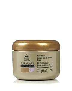KeraCare - Natural Textures Butter Cream Everyday Moisturizer 8 oz./227 g.