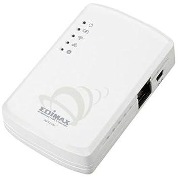 Edimax 3G-6218N - Router (10, 100 Mbit/s, 10/100Base-T(X), 802.11b, 802.11g, 802.11n, Ethernet (RJ-45), DSL, IEEE 802.11b, IEEE 802.11g, IEEE 802.11n) Color blanco