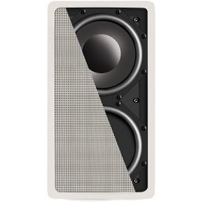Definitive Technology In-Wall Sub Reference Speaker (Single, White) from Definitive Technology