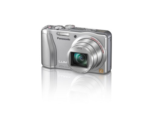 Panasonic Lumix ZS20 14.1 MP High Sensitivity