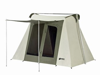 6098 Kodiak Canvas Flex-Bow Deluxe 4-Person Canvas Tent