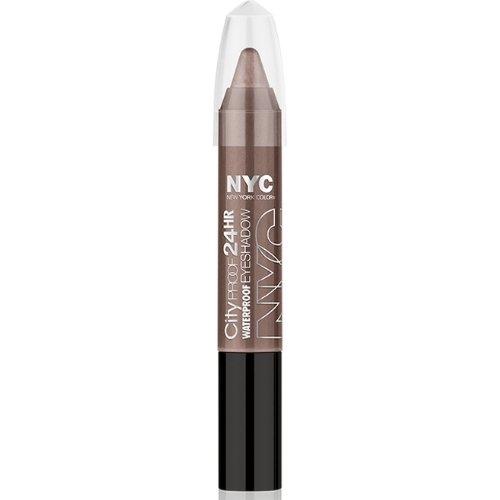 (3 Pack) NYC City Proof 24Hr Waterproof Eye Shadow - Tribeca Taupe