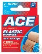 Ace Bandage Elastic Ace, 7310 - 5 Yards X 2