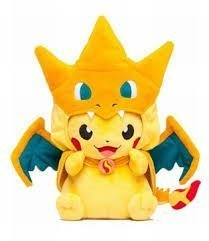 1 X Pikachu Limited Ver Stuffed Pokemon Center Mega Toukyo.