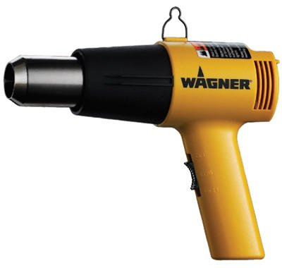 Wagner Spray Tech 0503008K Heat Gun, Dual-Temperature