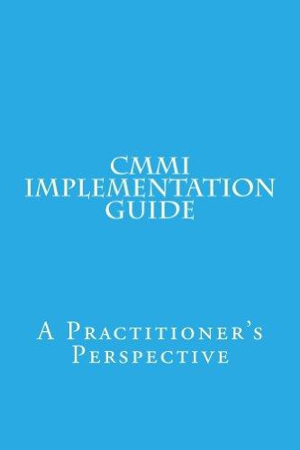 Book: CMMI Implementation Guide by Vishnuvarthanan Moorthy