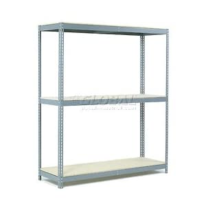 Additional Level For Wide Span Rack 72x48 Wood Deck 900 Lb Capacity