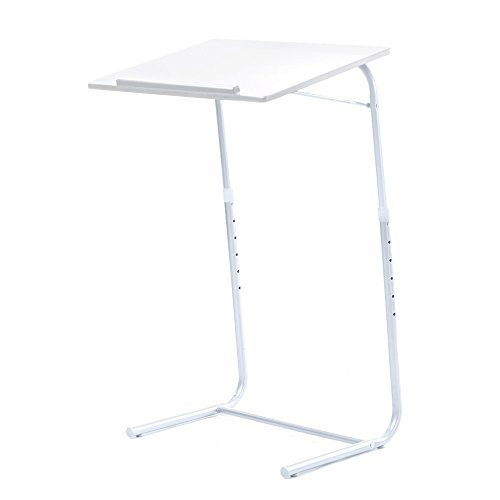 Coavas Adjustable Folding Laptop Desk Table Tray for Bed Reading