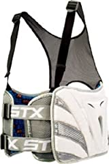 STX RPAG Agent Lacrosse Men's Rib Pads (Call 1-800-327-0074 to order)