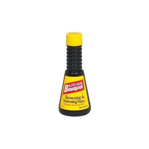 Amazon.com : Kitchen Bouquet Browning & Seasoning Sauce, 4
