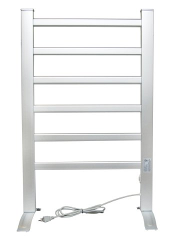 Review Of Home Fashion 6-Bar Freestanding Towel Warmer, Drying Rack