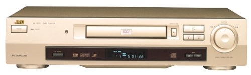 Jvc Xv-523Gd Dvd Player