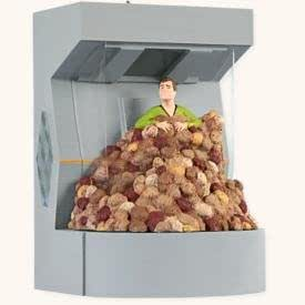 The Trouble with Tribbles 2008 Hallmark Ornament