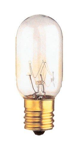 Eiko 43030 - 25T8N-130V - 25 Watt T8 Tubular Light Bulb, Intermediate Base