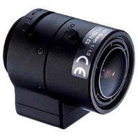 Axis Communications 5500-051 CS Varifocal 3-8mm DC-Iris Lens for the Axis 211 Network Camera
