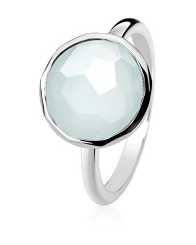 DI GIORGIO PARIS Ring Atr001929R014S (Mr27Ca) rhodiniertes Silber 925