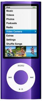 iPod nano 8 Go purple (5G) - Caméra Vidéo - Radio FM - NEW