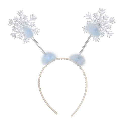 Snowflake Boppers Party Accessory (1 count) (1/Pkg)