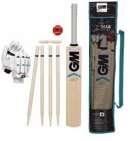 "Gunn & Moore ""six 6"" Cricket Set - Size 6"