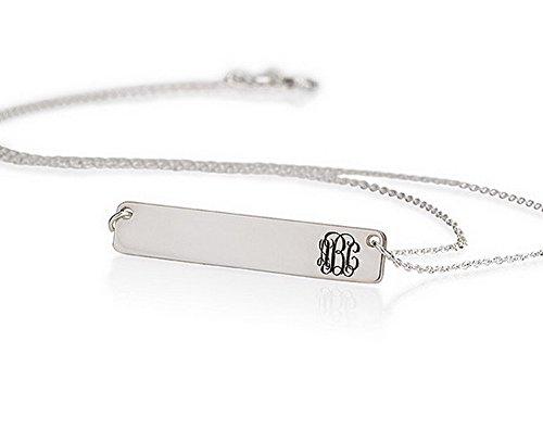 Initial Necklace Pendant