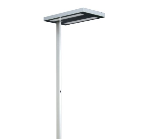 Luxo Free Floor - with Glass in Black FREE FLOOR Floor Lamp