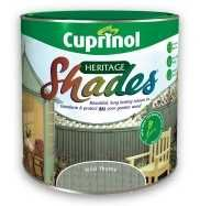 Cuprinol Heritage Garden Shades Stain 5L Beaumont Blue