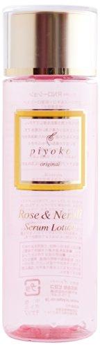 piyoko ローズ&ネロリ セラムローション