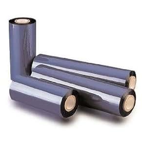 "Dnp Consumable 4.33"" X 1476' R300 General Purpose Resin Ribbon Zebra Table Top Printers 05095bk11045"