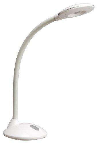 GENTOS LEDデスクライト ルミリオン S56 【明るさ 160ルーメン】 白 DK-S56CWH
