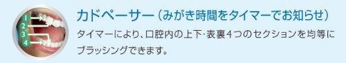 PHILIPS 電動歯ブラシ ソニッケアー イージークリーン HX6511/02