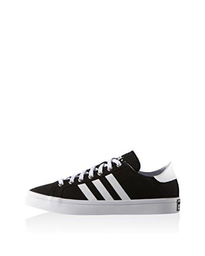 adidas Sneaker Courtvantage schwarz/weiß