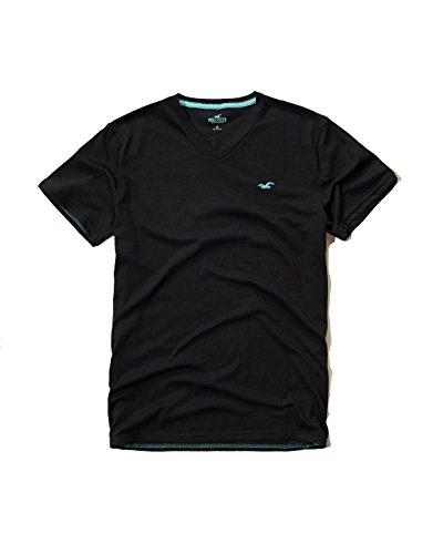 hollister-mens-slim-fit-v-neck-pocket-t-shirts-medium-black16