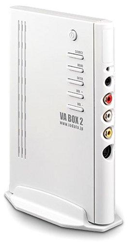 I-O DATA VABOX2 高画質化回路搭載ビデオコンバーター