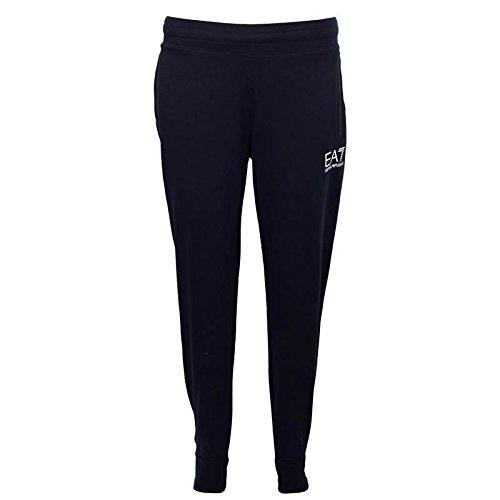Emporio Armani -  Pantaloni sportivi  - Uomo blu S