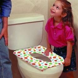 Neat Solutions 40 Count Neat-Ware Potty Topper