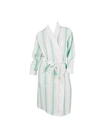 LUBITY Robe De Soir/ée Mesdames Robe Profonde V-Cou Taille Haute Impression Longue Robe De Plage S-2XL