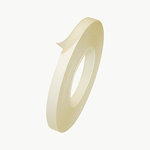 JVCC UHMW-PE-10 UHMW Polyethylene Film Tape: 1/2 in. x 36 yds. (Natural / Translucent) (Nylon Drawer Slide Tape compare prices)