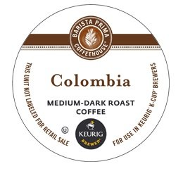 BARISTA PRIMA COLOMBIA K CUP COFFEE 48 COUNT