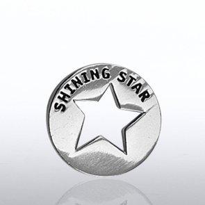 Lapel Pin - Milestone - Shining Star