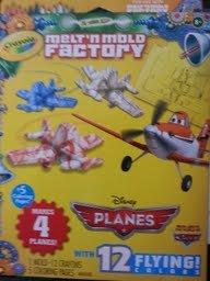 Crayola Melt 'N Mold Disneys Planes Factory Refill Pack - 1
