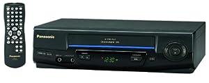 Panasonic PV-V4021 4-Head VCR