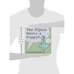 The Pigeon Wants a Puppy Livre en Ligne - Telecharger Ebook