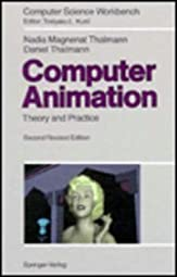 Computer Animation Theory Amd Practice