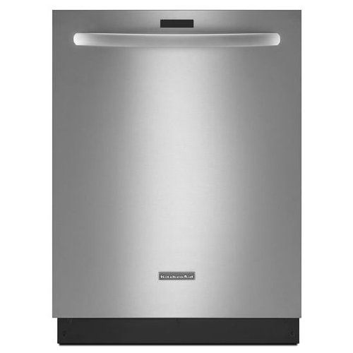 KITCHENAID KDTE704DSS 6-Cycle/7-Option Dishwasher